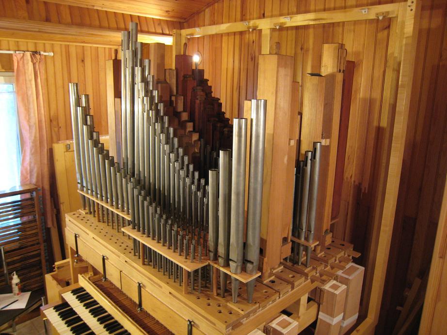 L 39 orgue de salon for Salon de l agroalimentaire